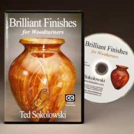 Brilliant Finishes for Woodturners – DVD