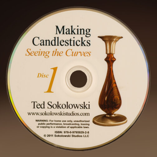 Making Candlesticks Seeing the Curves DVD Disc 1
