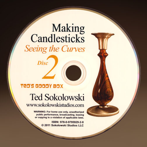 Making Candlesticks Seeing the Curves DVD Disc 2