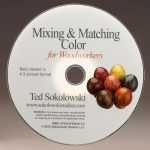 Mixing & Matching Color for Woodworkers – DVD