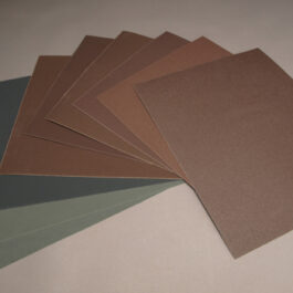 Brilliant Finish Sandpaper Sampler Pack – Basic Sampler Pack