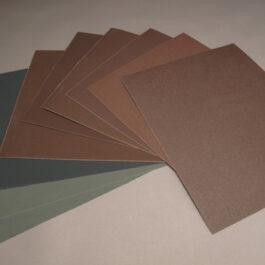 Brilliant Finish Sandpaper Sampler Pack – Basic Sampler Pack