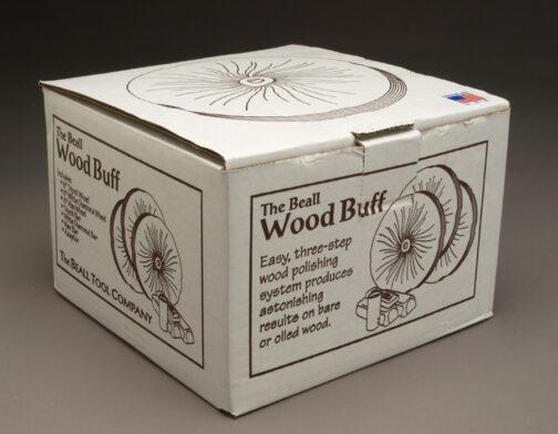 Beall buffing kit with tripoli, white diamond and carnauba wax