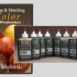 Mixing & Matching Color DVD and 8 Transtint dye kit