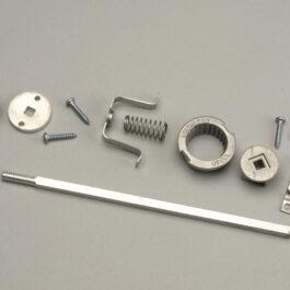 Classic Peppermill Mechanism – 6″ Peppermill kit