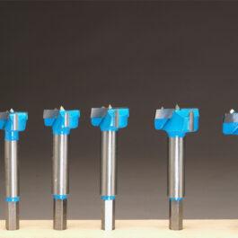 Carbide Forstner Bit Peppermill Bit Kit