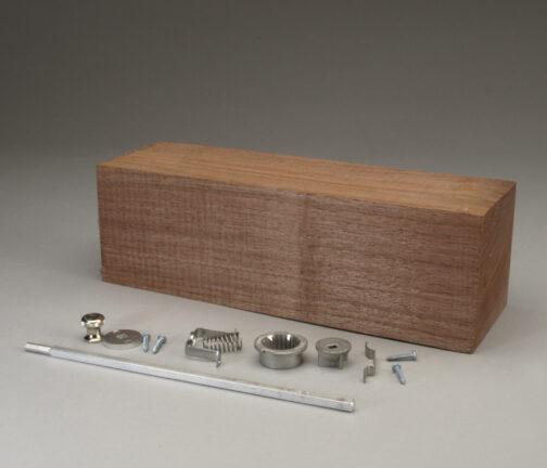 "8"" Chef Specialties Peppermill with black walnut kit"