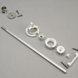 Classic Salt Grinder Mechanism – 8″ Salt Grinder kit