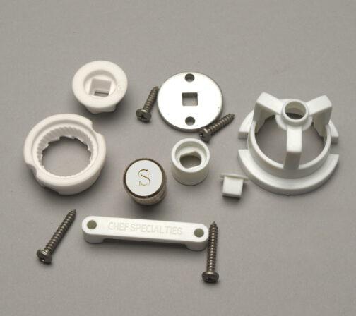 Chef Specialties ceramic salt grinder kit mechanism parts