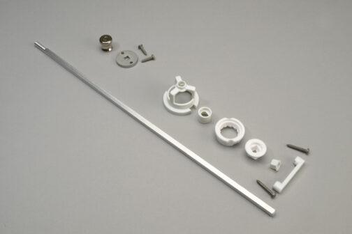 Chef Specialties ceramic salt grinder kit mechanism 12 inch