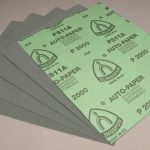 Klingspor 5 Pack Silicon Carbide Sandpaper