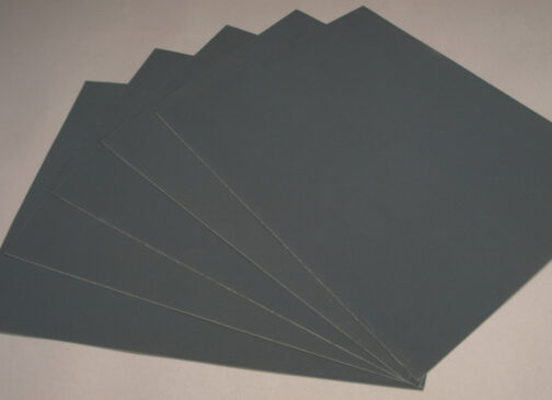 Klingspor Silicon Carbide Wet / Dry Sandpaper sheets