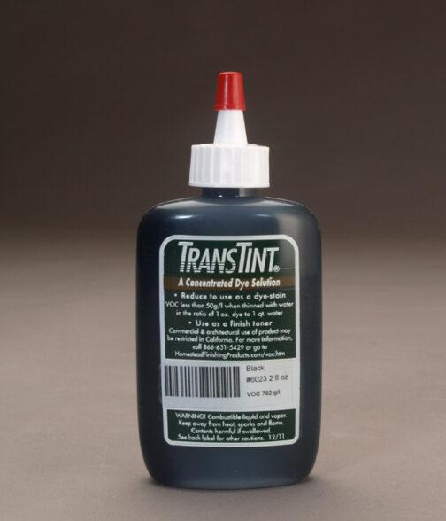 2 oz. Black Transtint Dye