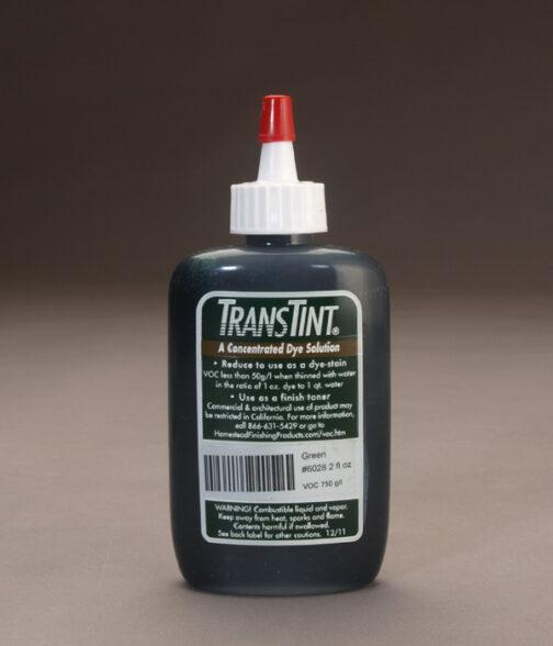 2 oz. Green Transtint Dye