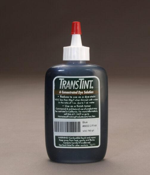2 oz. Blue Transtint Dye