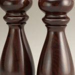 8″ Traditional Peppermill Saltmill Set- Cocobolo
