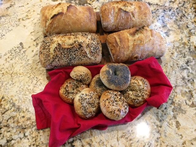 Chris Van Peski Breads